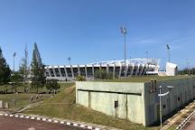 Stadium Tertutup Gong Badak, Kuala Terengganu, Malaysia