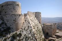 Qala'at al-Hosn (Krac des Chevaliers), Homs, Syria