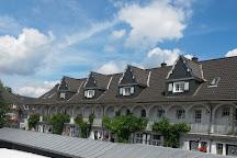 Kruppsiedlung Margarethenhohe, Essen, Germany
