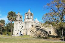 Mission Concepcion, San Antonio, United States