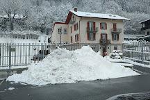 Piscine de Saint-Gervais, Saint-Gervais-les-Bains, France