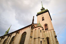 St. James' Church, Brno, Czech Republic