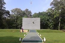 Killinochchi War Memorial Monument, Kilinochchi, Sri Lanka