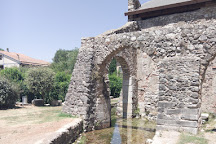 Battistero Paleocristiano San Giovanni in Fonte, Padula, Italy