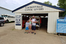 Loudonville Canoe Livery, Loudonville, United States