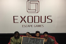 Exodus Escape GamesColumbus, Columbus, United States