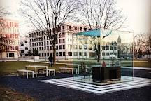 Theodor Adorno Monument, Frankfurt, Germany