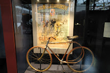 Auto Motocycle Museum, Chatellerault, France