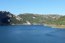 Los Hurones Reservoir, San Jose del Valle, Spain