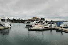 Museum Ship Norgoma, Sault Ste. Marie, Canada