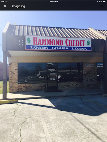 Hammond Credit Inc Payday Loans Picture