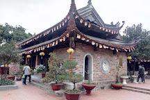 Kim Lien Pagoda, Hanoi, Vietnam