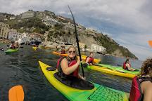 Kayak Sorrento, Sorrento, Italy