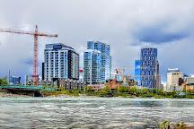 St. Patrick's Island, Calgary, Canada