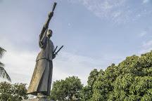 Statue of Hasekura Tsunenaga, Havana, Cuba