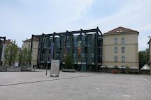 National Museum of Slovenia - Metelkova, Ljubljana, Slovenia