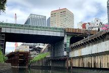 Kanda River, Tokyo, Japan