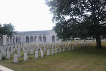 Le Touret Military Cemetery and Memorial, Richebourg, France