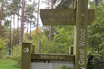 Wakerly Woods, Corby, United Kingdom