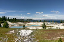 West Thumb Geyser Basin, Yellowstone National Park, United States