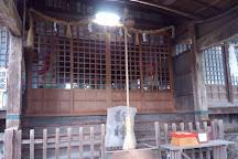 Hosoe Jinja Shrine, Hamamatsu, Japan