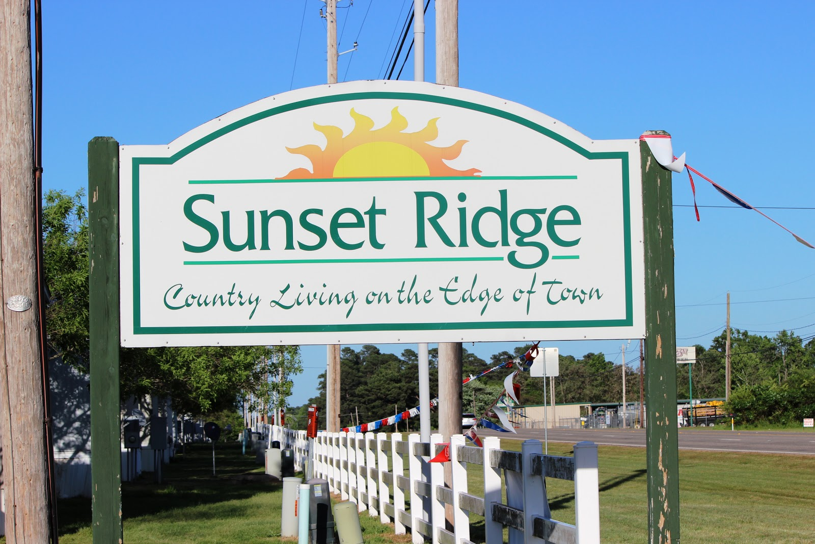 Sunset Ridge Mobile Home Park