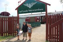 Syd Fyenske Veteranjernbane, Faaborg, Denmark