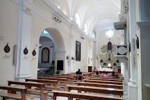 Chiesa Madre di Santa Maria dell'Olmo, Castelmezzano, Italy