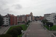 Funicular del Rio de la Pila, Santander, Spain
