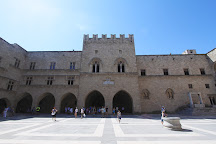 Palace of the Grand Master of the Knights of Rhodes, Rhodes Town, Greece