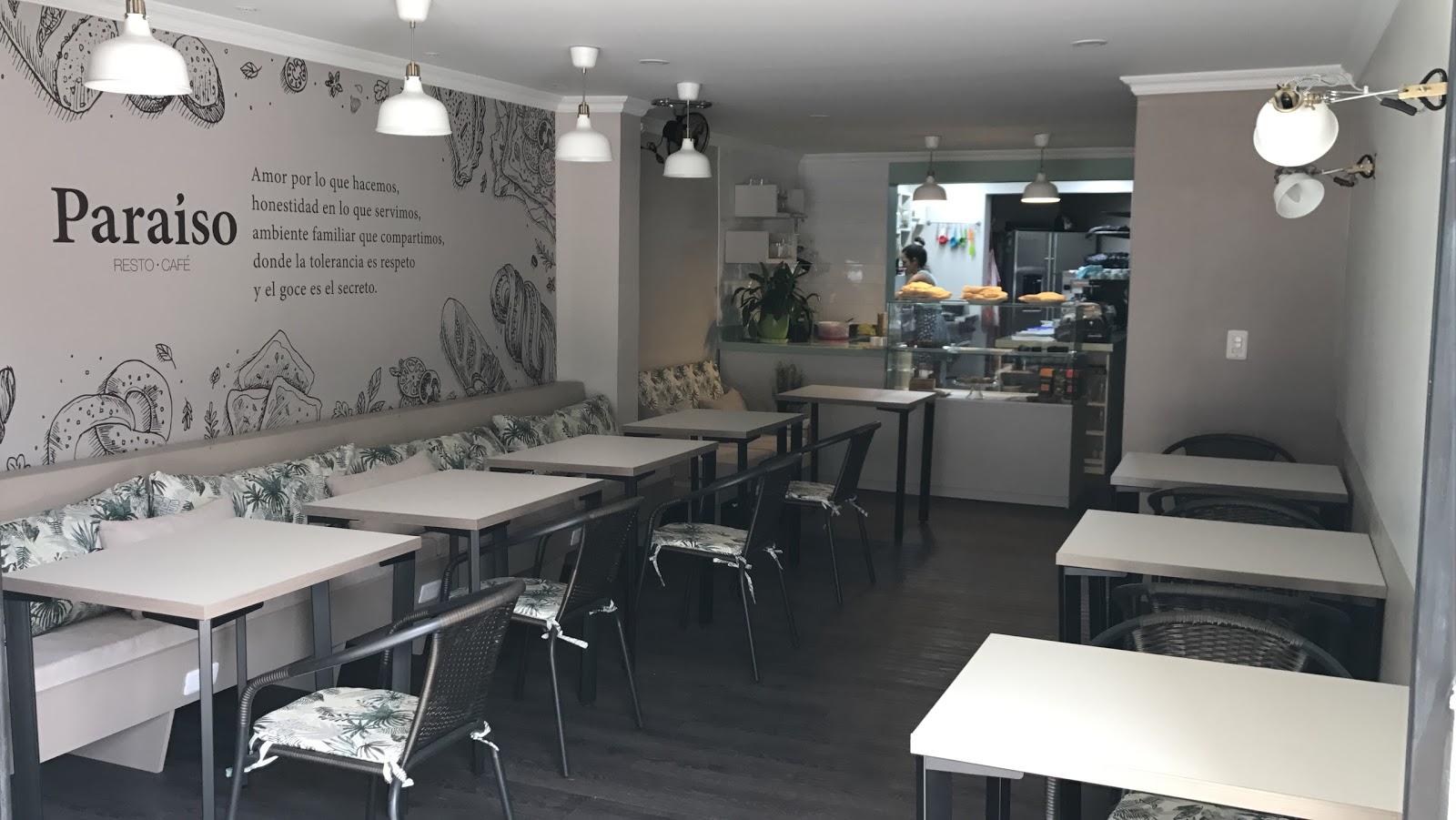 Paraiso - Resto Café: A Work-Friendly Place in Medellin