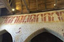 Chapelle de Kermaria-en-Isquit, Plouha, France