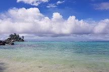 Anse Aux Pins Beach, Mahe Island, Seychelles