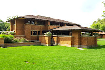 Frank Lloyd Wright's Martin House, Buffalo, United States