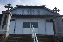 Ebukuro Church, Shinkamigoto-cho, Japan