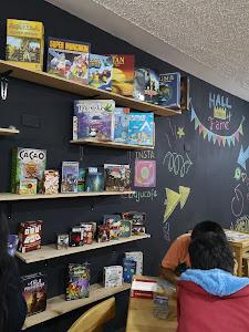 Bujú - Café y Juegos de Mesa 6