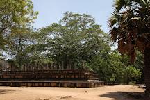 Statue of Parakramabahu I, Polonnaruwa, Sri Lanka