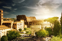 Roman Candle Tours, Rome, Italy