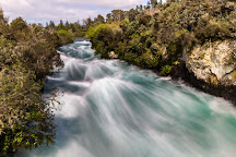 Huka Falls, Hinuera, New Zealand