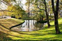 Parc de la Boverie, Liege, Belgium