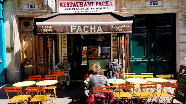 Restaurant Pacha