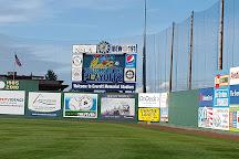 Everett Aquasox, Everett, United States