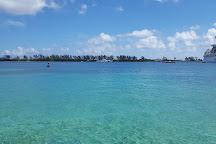 Western Esplande Beach, Nassau, Bahamas