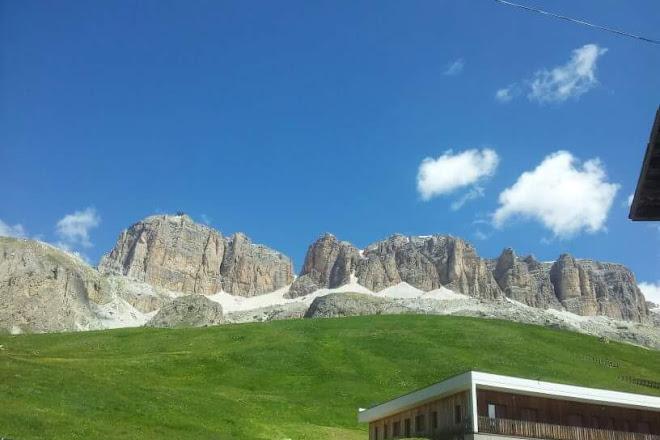 Visit Funivia Pass Pordoi On Your Trip To Canazei Or Italy