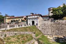 Brescia Castle, Brescia, Italy