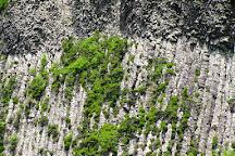 Rocha dos Bordoes, Lajes das Flores, Portugal
