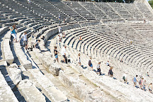 The Great Theatre of Epidaurus, Epidavros, Greece