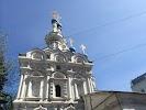 Храм Рождества Пресвятой Богородицы в Путинках, Большой Путинковский переулок на фото Москвы