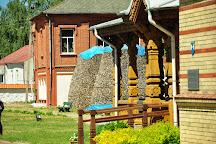 The Orthodox Church of The Holy Spirit and men's monastery, Jekabpils, Latvia