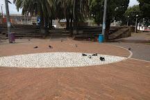 Plaza Flores, Rivera, Uruguay